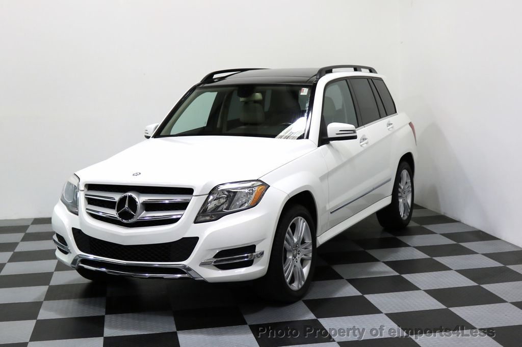 2015 Mercedes-Benz GLK CERTIFIED GLK350 4Matic AWD PANORAMA CAMERA NAVI - 17401909 - 43