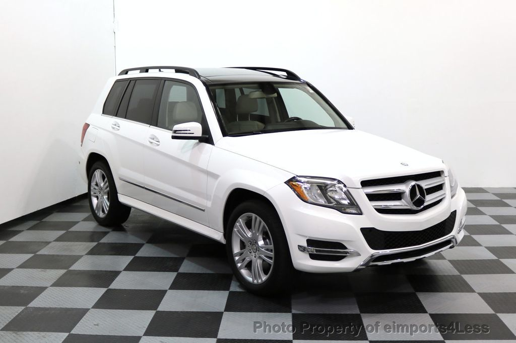 2015 Mercedes-Benz GLK CERTIFIED GLK350 4Matic AWD PANORAMA CAMERA NAVI - 17401909 - 44