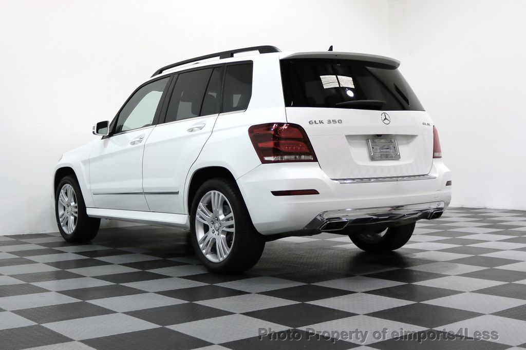 2015 Mercedes-Benz GLK CERTIFIED GLK350 4Matic AWD PANORAMA CAMERA NAVI - 17401909 - 45