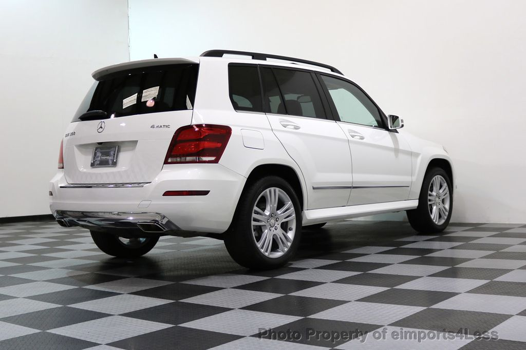 2015 Mercedes-Benz GLK CERTIFIED GLK350 4Matic AWD PANORAMA CAMERA NAVI - 17401909 - 46