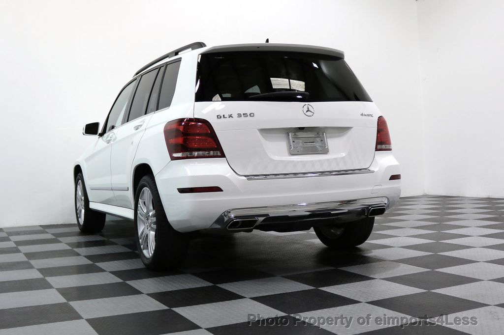 2015 Mercedes-Benz GLK CERTIFIED GLK350 4Matic AWD PANORAMA CAMERA NAVI - 17401909 - 48