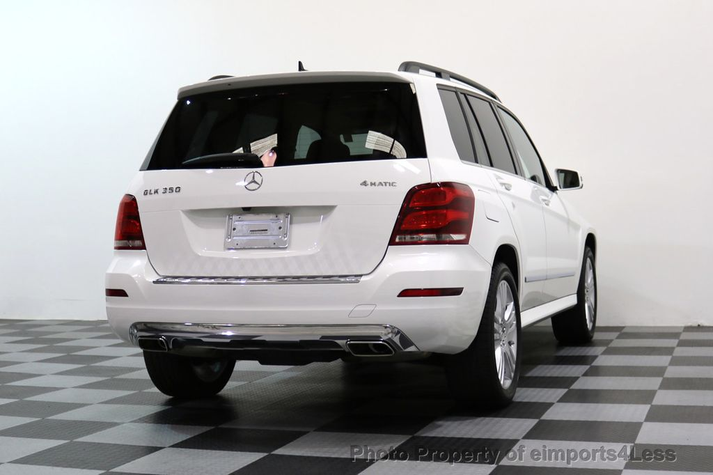 2015 Mercedes-Benz GLK CERTIFIED GLK350 4Matic AWD PANORAMA CAMERA NAVI - 17401909 - 49