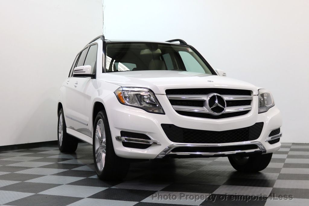 2015 Mercedes-Benz GLK CERTIFIED GLK350 4Matic AWD PANORAMA CAMERA NAVI - 17401909 - 50