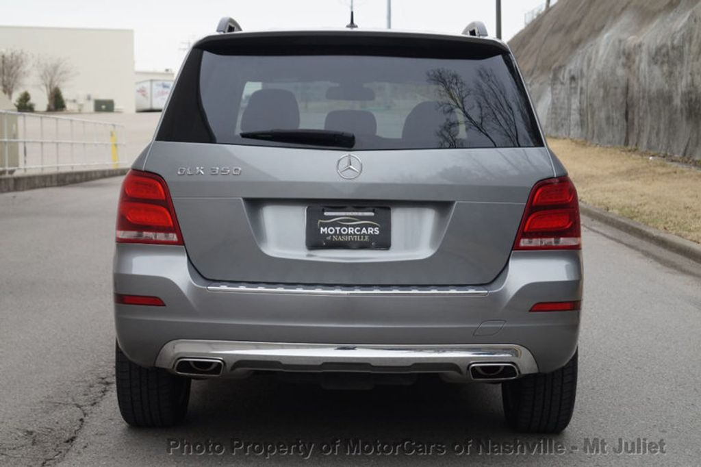 2015 used mercedes benz glk rwd 4dr glk 350 at motorcars for Mercedes benz glk 350 maintenance schedule