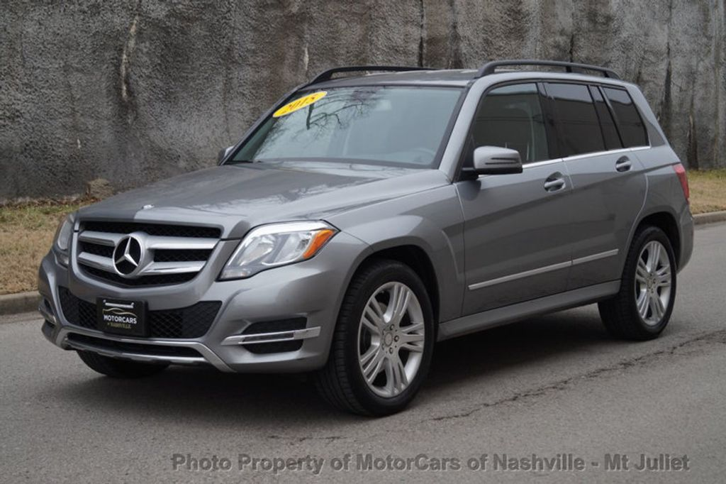 2015 Used Mercedes Benz GLK RWD 4dr GLK 350 at MotorCars