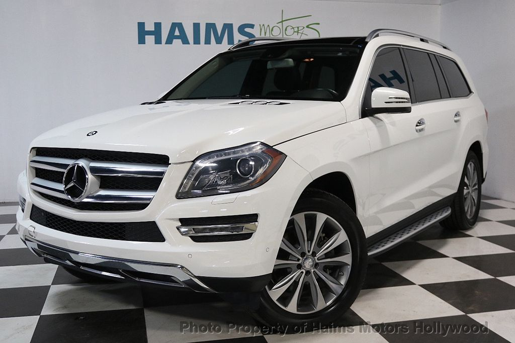 Mercedes Benz Of Ft Lauderdale >> 2015 Used Mercedes-Benz GL-Class 4MATIC 4dr GL 450 at ...