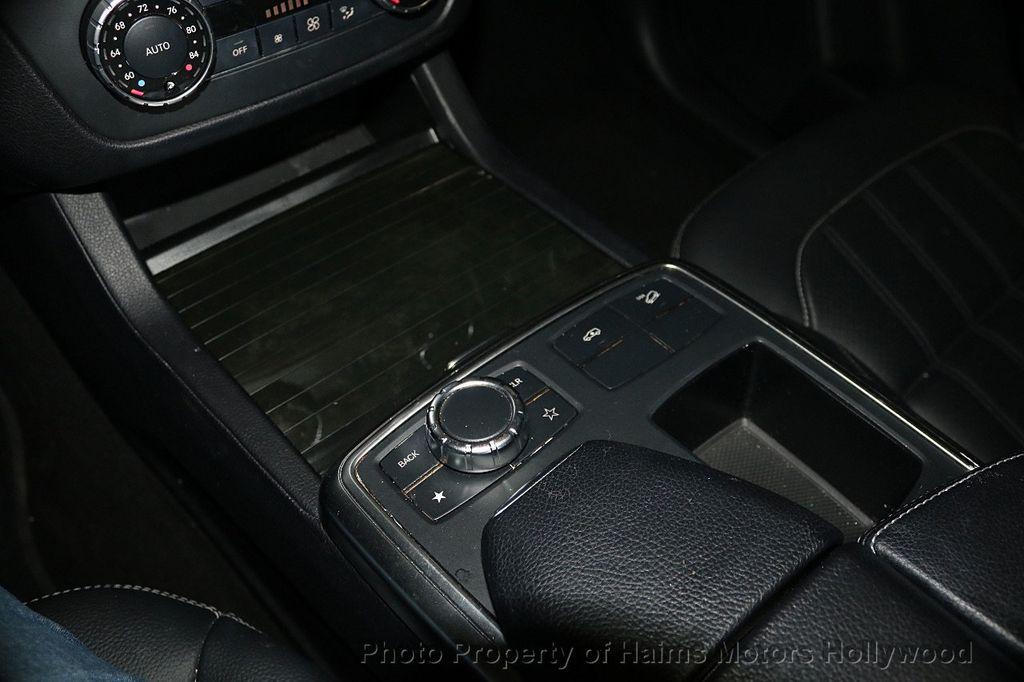 2015 Mercedes-Benz GL-Class 4MATIC 4dr GL 450 - 17605267 - 27