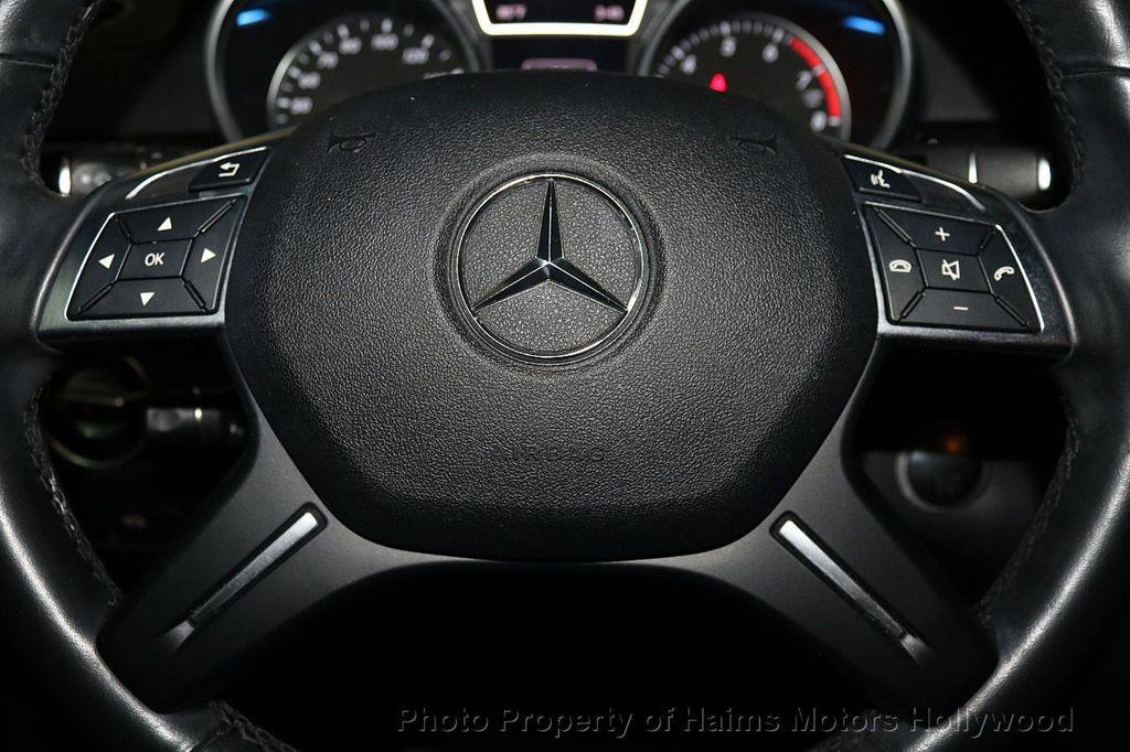 2015 Mercedes-Benz GL-Class 4MATIC 4dr GL 450 - 17605267 - 31