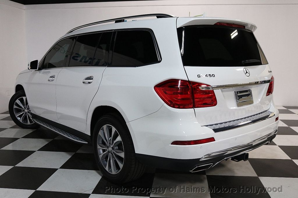 2015 Used Mercedes Benz GL Class 4MATIC 4dr GL 450 At