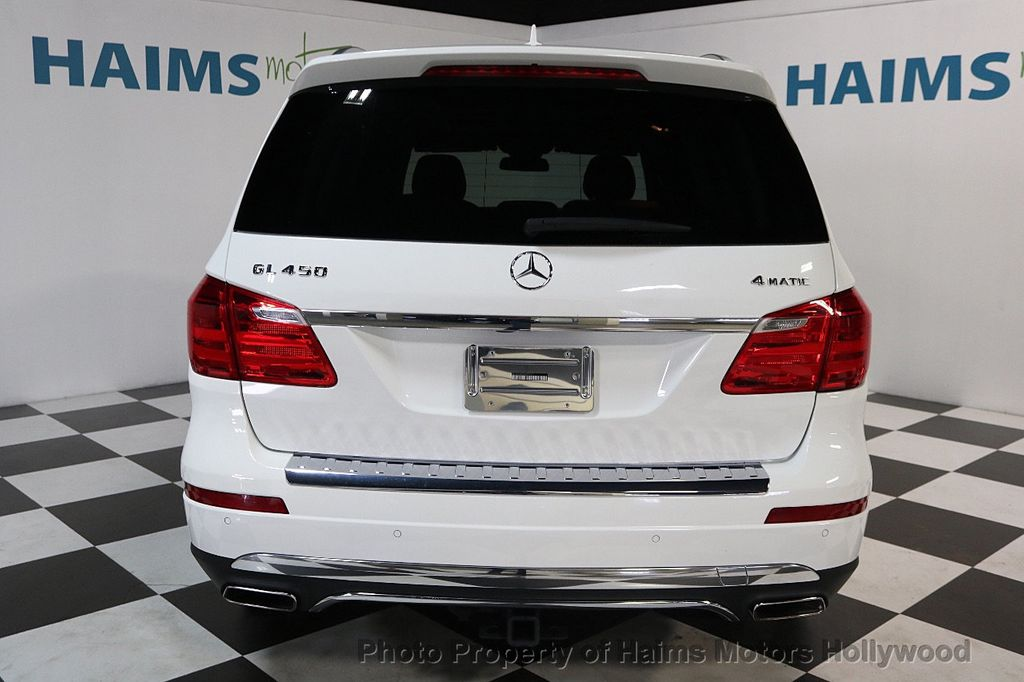 2015 Mercedes-Benz GL-Class 4MATIC 4dr GL 450 - 17605267 - 5