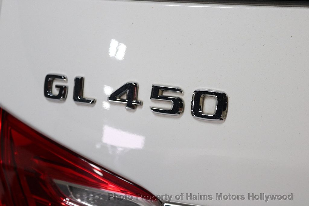 2015 Mercedes-Benz GL-Class 4MATIC 4dr GL 450 - 17605267 - 8