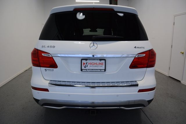 2015 Used Mercedes-Benz GL-Class 4MATIC 4dr GL 450 at Highline Automotive  Serving Philadelphia, PA, IID 18851971