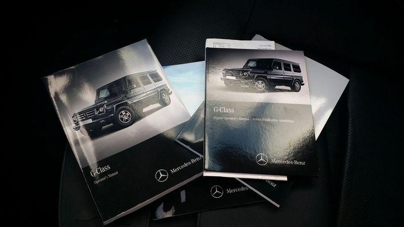 2015 Mercedes-Benz G-Class G 550 G WAGON! - 17155965 - 9