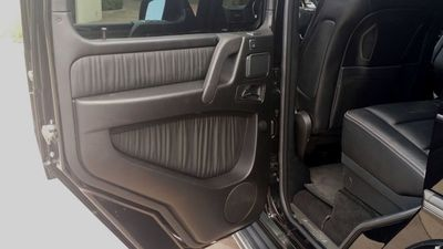 2015 Mercedes-Benz G-Class G 550 G WAGON! - Click to see full-size photo viewer