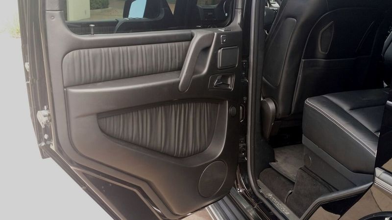 2015 Used Mercedes-Benz G-Class G 550 G WAGON! at Sports ...
