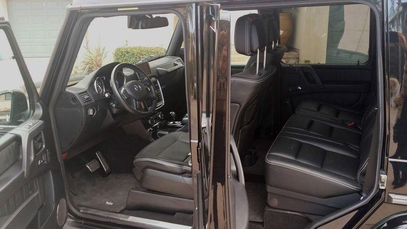 2015 Mercedes-Benz G-Class G 550 G WAGON! - 17155965 - 25