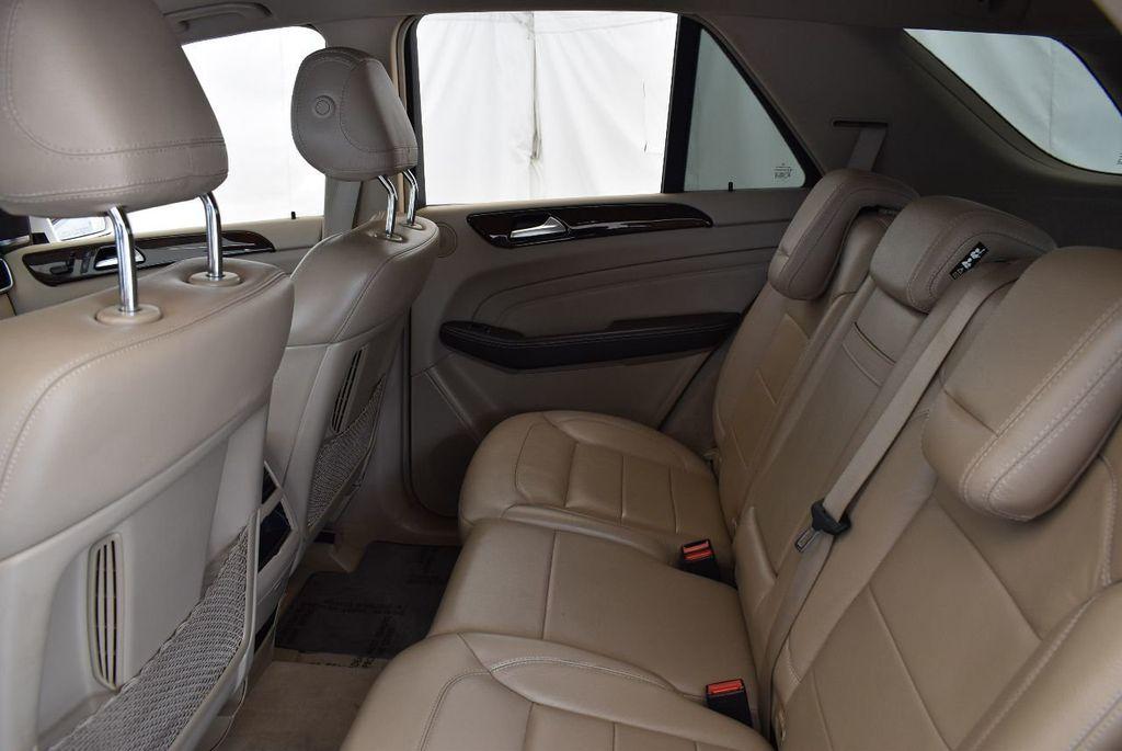 2015 Mercedes-Benz M-Class 4MATIC 4dr ML 350 - 17826142 - 14
