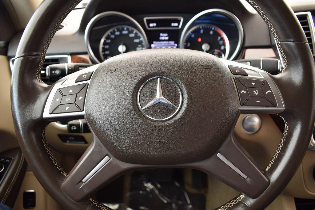 2015 Mercedes-Benz M-Class 4MATIC 4dr ML 350 - 17826142 - 17