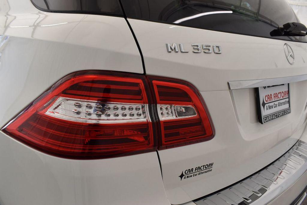 2015 Mercedes-Benz M-Class 4MATIC 4dr ML 350 - 17826142 - 6