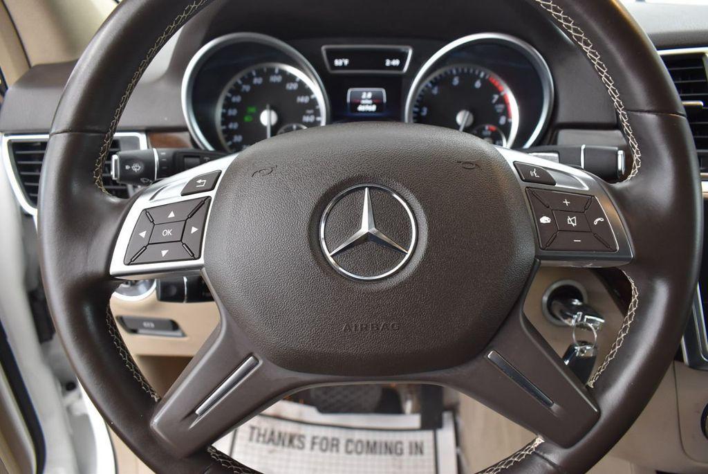 2015 Mercedes-Benz M-Class 4MATIC 4dr ML 350 - 18546262 - 19