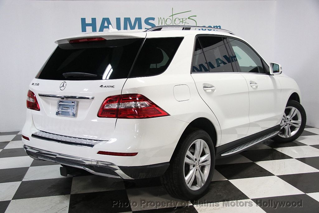 2015 used mercedes benz m class 4matic 4dr ml 350 at haims for Mercedes benz ml350 2015