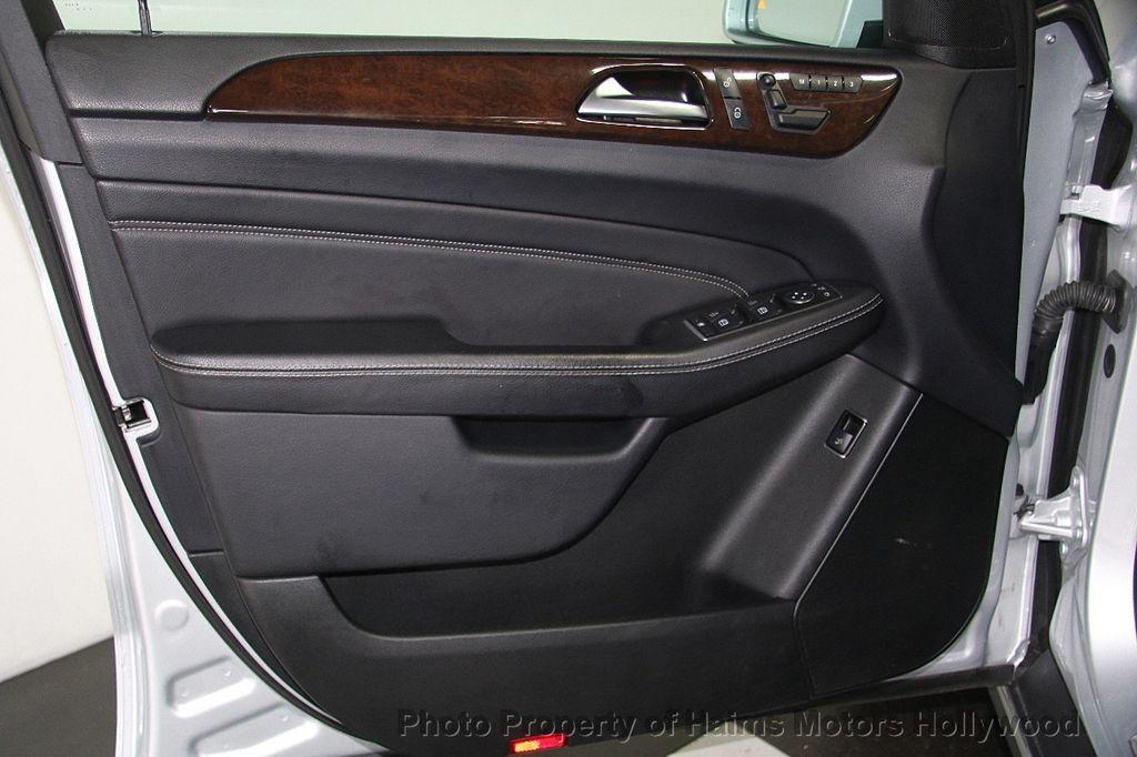 2015 Mercedes-Benz M-Class 4MATIC 4dr ML 350 - 16997413 - 11