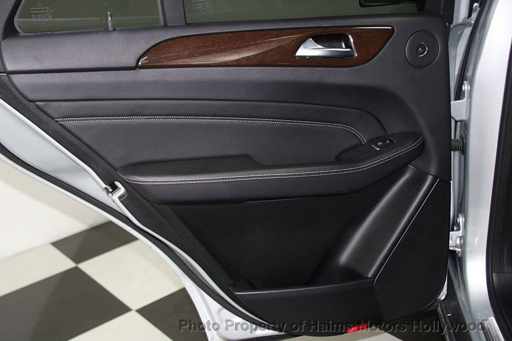 2015 Mercedes-Benz M-Class 4MATIC 4dr ML 350 - 16997413 - 12