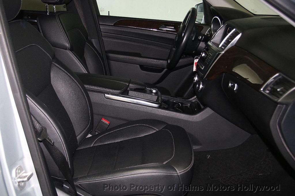 2015 Mercedes-Benz M-Class 4MATIC 4dr ML 350 - 16997413 - 15