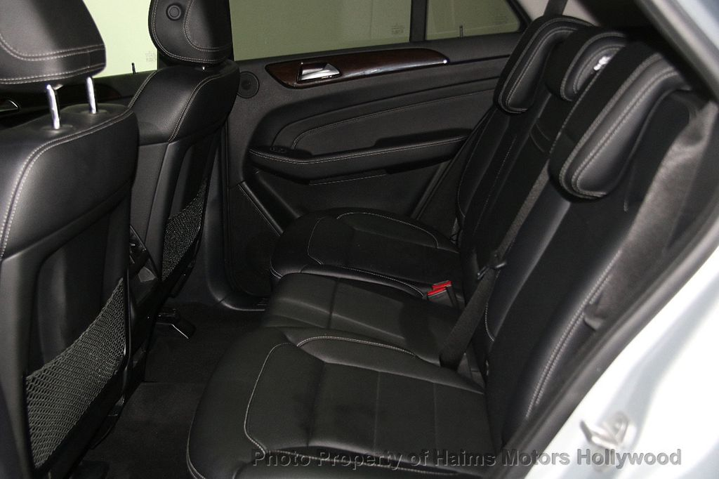 2015 Mercedes-Benz M-Class 4MATIC 4dr ML 350 - 16997413 - 17