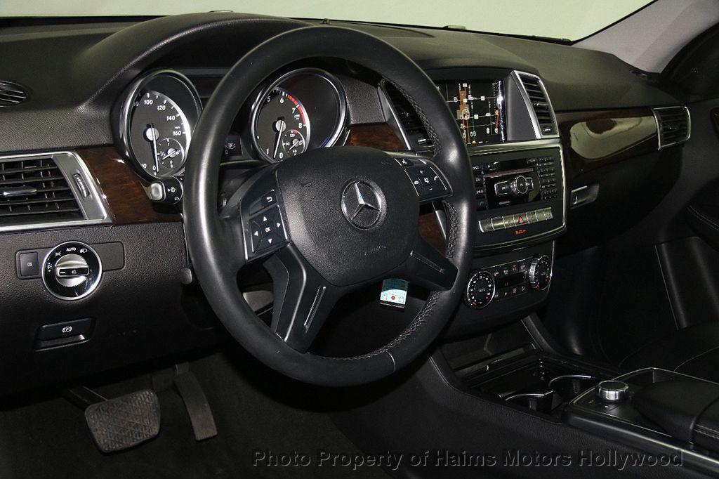 2015 Mercedes-Benz M-Class 4MATIC 4dr ML 350 - 16997413 - 19