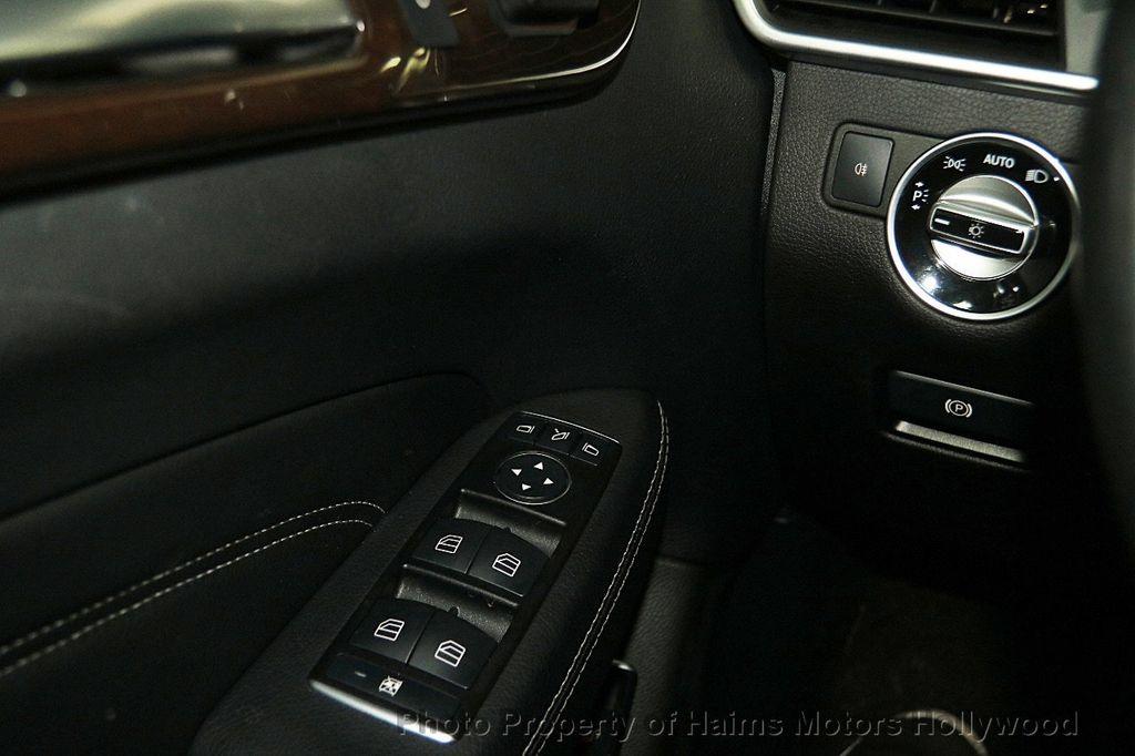 2015 Mercedes-Benz M-Class 4MATIC 4dr ML 350 - 16997413 - 25