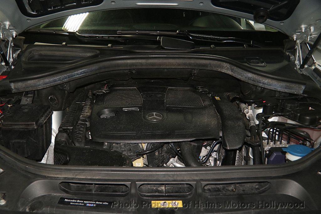 2015 Mercedes-Benz M-Class 4MATIC 4dr ML 350 - 16997413 - 35