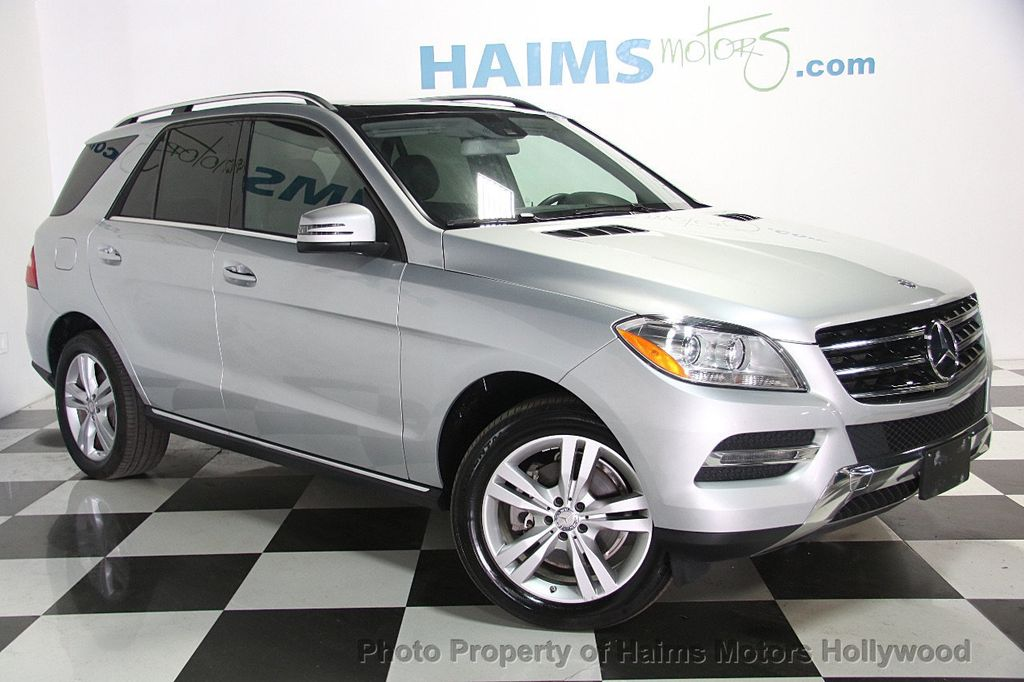 2015 used mercedes benz m class 4matic 4dr ml 350 at haims for Mercedes benz inventory search