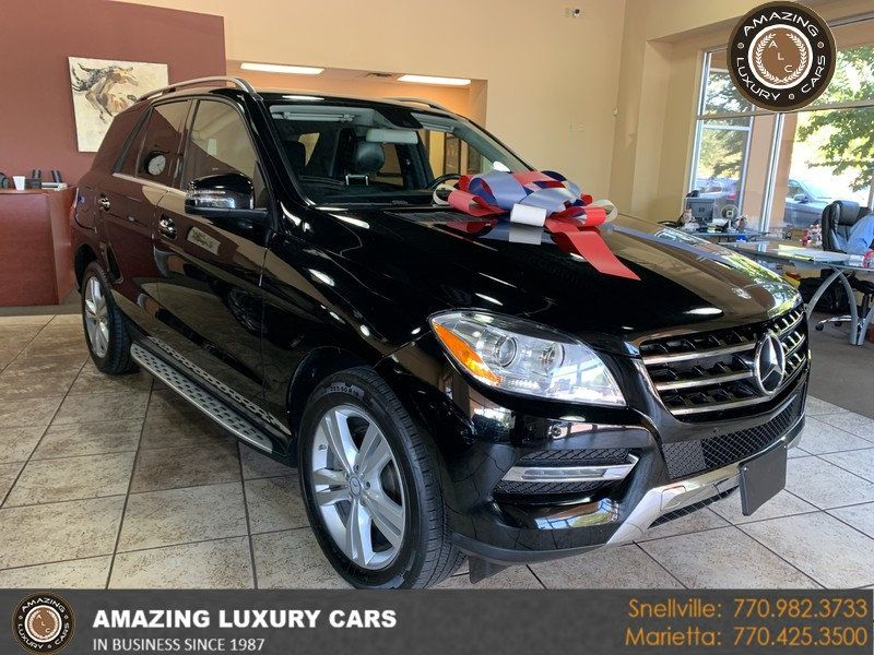 Dealer Video - 2015 Mercedes-Benz M-Class 4MATIC 4dr ML 350 - 19113732