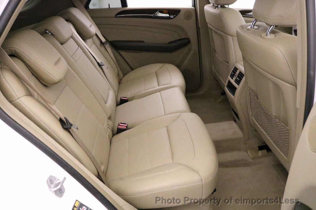 2015 Mercedes-Benz M-Class CERTIFIED ML250 4Matic BlueTec Diesel AWD Blind Spot CAM NAV - 17401782 - 10