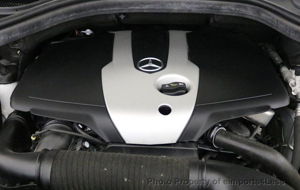 2015 Mercedes-Benz M-Class CERTIFIED ML250 4Matic BlueTec Diesel AWD Blind Spot CAM NAV - 17401782 - 20