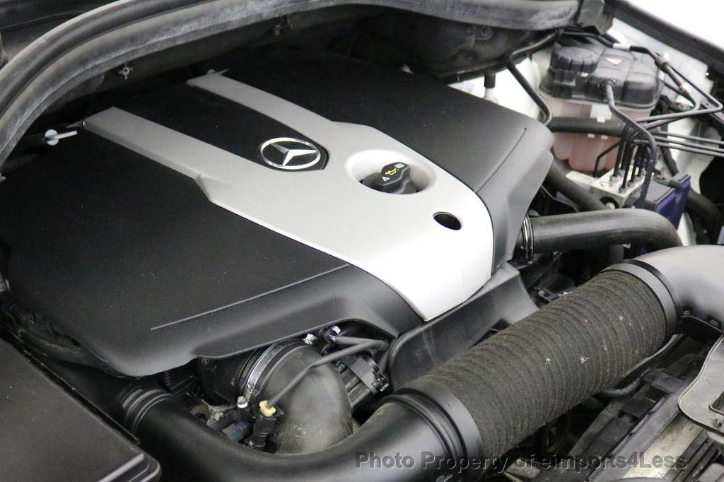 2015 Mercedes-Benz M-Class CERTIFIED ML250 4Matic BlueTec Diesel AWD Blind Spot CAM NAV - 17401782 - 21