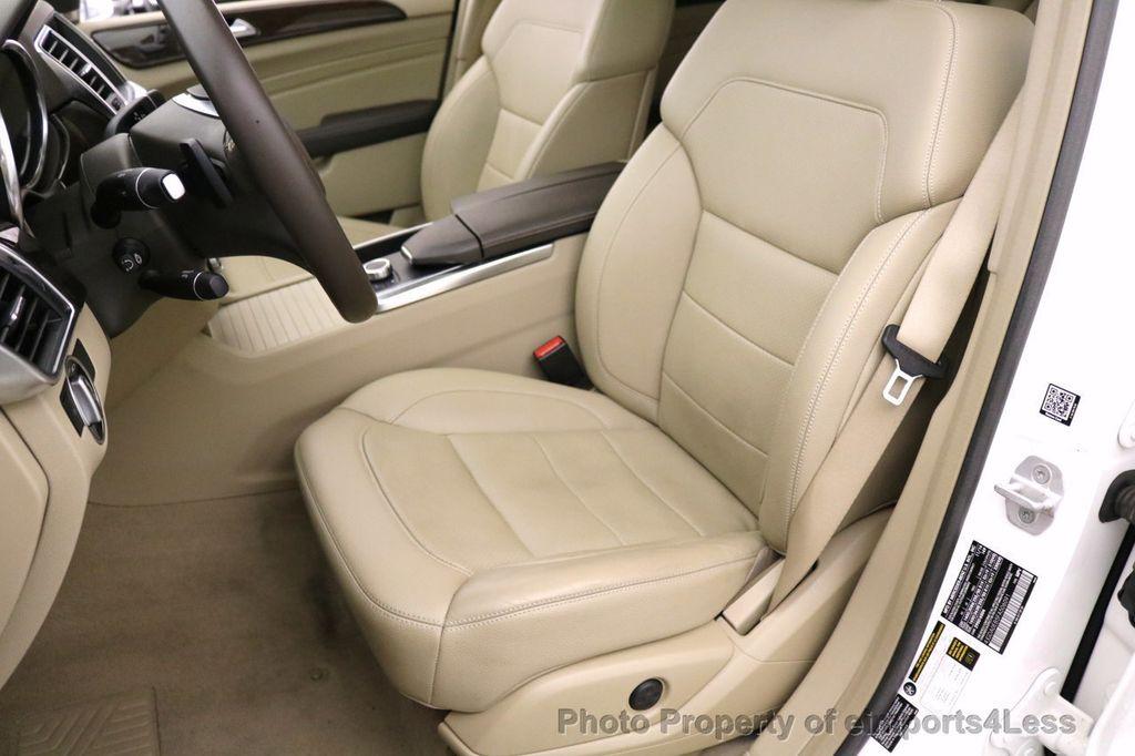 2015 Mercedes-Benz M-Class CERTIFIED ML250 4Matic BlueTec Diesel AWD Blind Spot CAM NAV - 17401782 - 22
