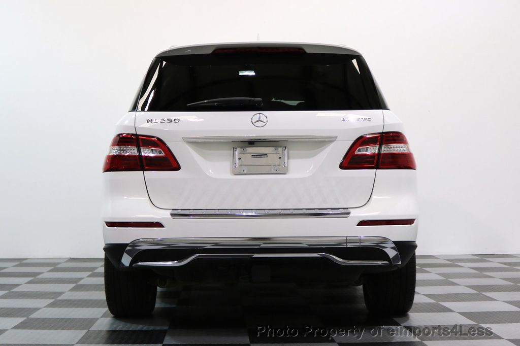 2015 Mercedes-Benz M-Class CERTIFIED ML250 4Matic BlueTec Diesel AWD Blind Spot CAM NAV - 17401782 - 30