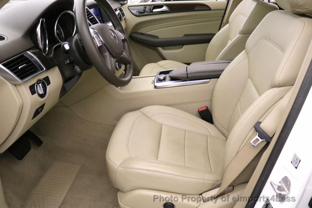 2015 Mercedes-Benz M-Class CERTIFIED ML250 4Matic BlueTec Diesel AWD Blind Spot CAM NAV - 17401782 - 33