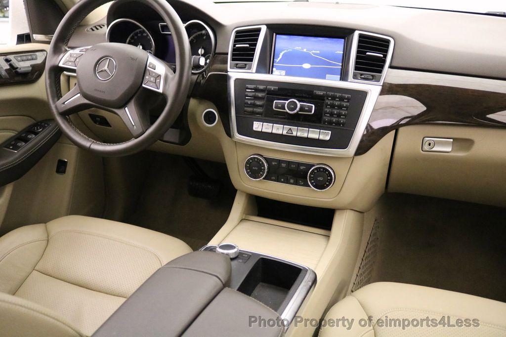 2015 Mercedes-Benz M-Class CERTIFIED ML250 4Matic BlueTec Diesel AWD Blind Spot CAM NAV - 17401782 - 34