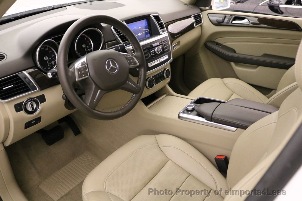 2015 Mercedes-Benz M-Class CERTIFIED ML250 4Matic BlueTec Diesel AWD Blind Spot CAM NAV - 17401782 - 36