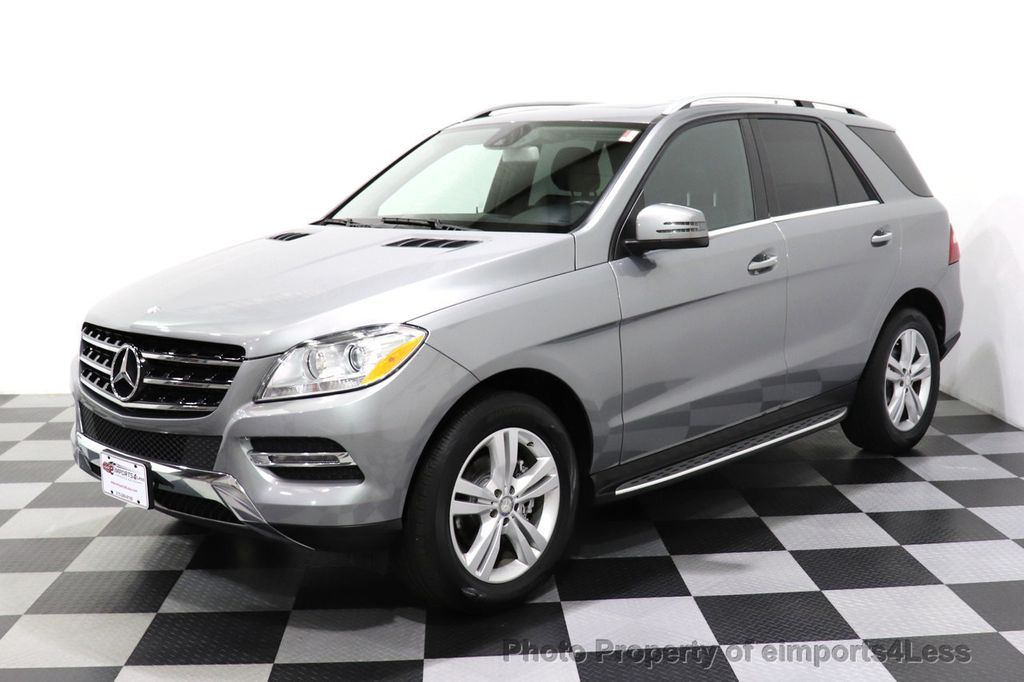 2015 Mercedes-Benz M-Class CERTIFIED ML350 4Matic AWD Blind Spot CAMERA NAVI - 14469202 - 11