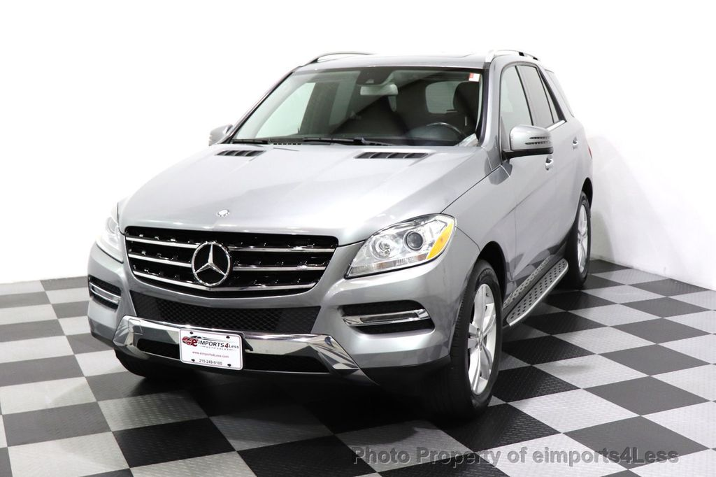 2015 Mercedes-Benz M-Class CERTIFIED ML350 4Matic AWD Blind Spot CAMERA NAVI - 14469202 - 22