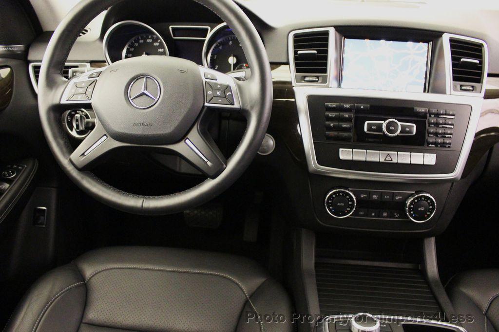 2015 Mercedes-Benz M-Class CERTIFIED ML350 4Matic AWD Blind Spot CAMERA NAVI - 14469202 - 28