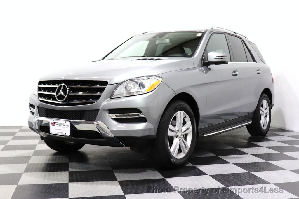 2015 Mercedes-Benz M-Class CERTIFIED ML350 4Matic AWD Blind Spot CAMERA NAVI - 14469202 - 33