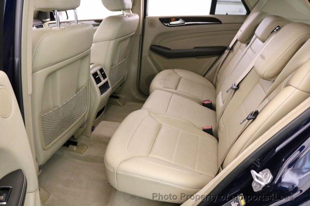 2015 Mercedes-Benz M-Class CERTIFIED ML350 4Matic AWD Blind Spot CAMERA NAVI - 17425261 - 9