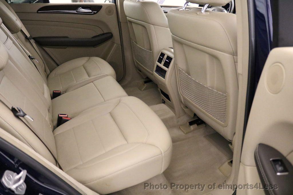 2015 Mercedes-Benz M-Class CERTIFIED ML350 4Matic AWD Blind Spot CAMERA NAVI - 17425261 - 10