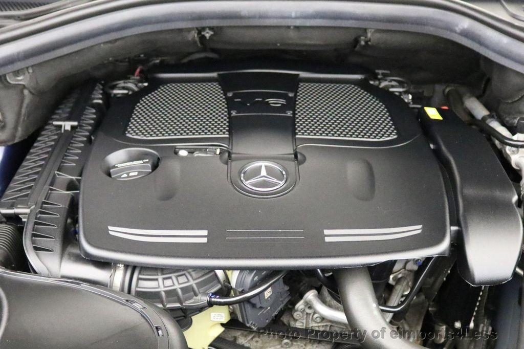 2015 Mercedes-Benz M-Class CERTIFIED ML350 4Matic AWD Blind Spot CAMERA NAVI - 17425261 - 20