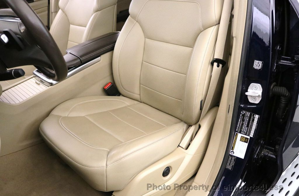2015 Mercedes-Benz M-Class CERTIFIED ML350 4Matic AWD Blind Spot CAMERA NAVI - 17425261 - 23